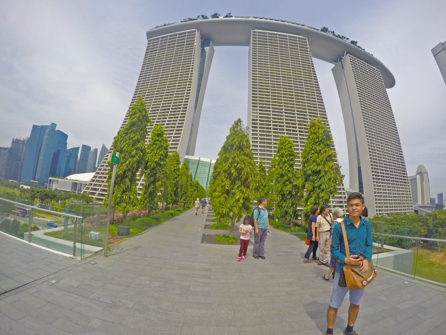 Marina Bay Sands - 8 Spots in Singapore - https://thejerny.com
