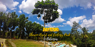 Shercon Resort and Ecology Park - https://thejerny.com
