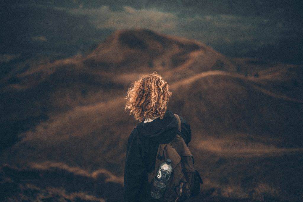Traveling to find oneself - https://thejerny.com