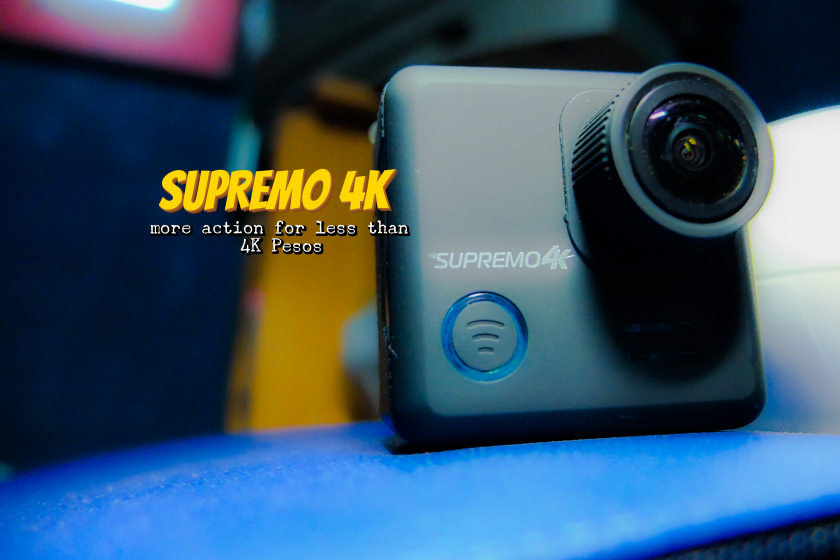 6 reasons to buy a Supremo 4k Action Camera - http://thejerny.com
