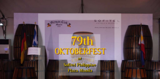 79th Oktoberfest at Sofitel Philippine Plaza Manila - https://thejerny.com