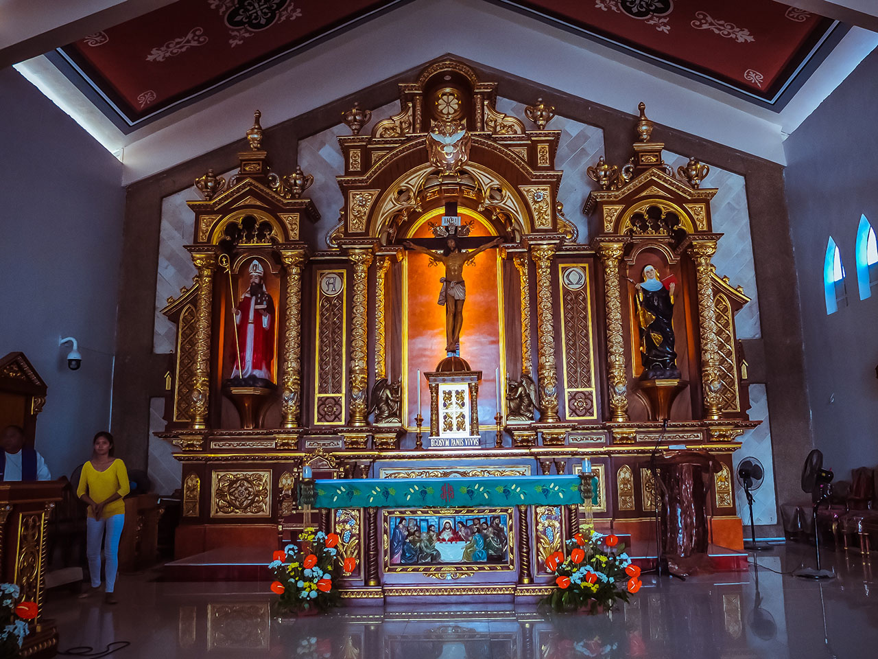 Coron Town Tour - St. Augustine Church - https://thejerny.com
