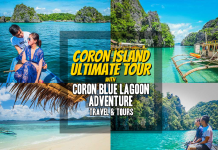 Coron Island Ultimate Tour - Coron Blue Lagoon Adventure Travel and Tours - https://thejerny.com