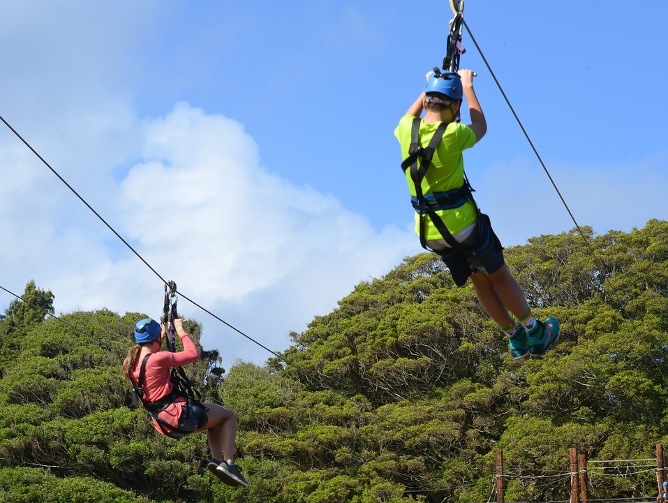 8 Best Big Island (Hawaii) Activities - zipline - https://thejerny.com