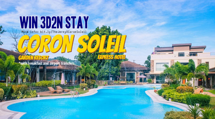 Coron Soleil Giveaway - https://thejerny.com