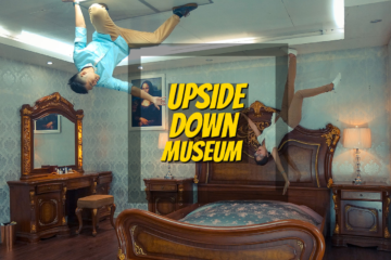 Upside Down Museum - https://thejerny.com