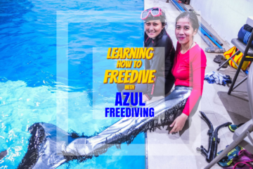 Learning How to Freedive with Azul Freediving - http://thejerny.com