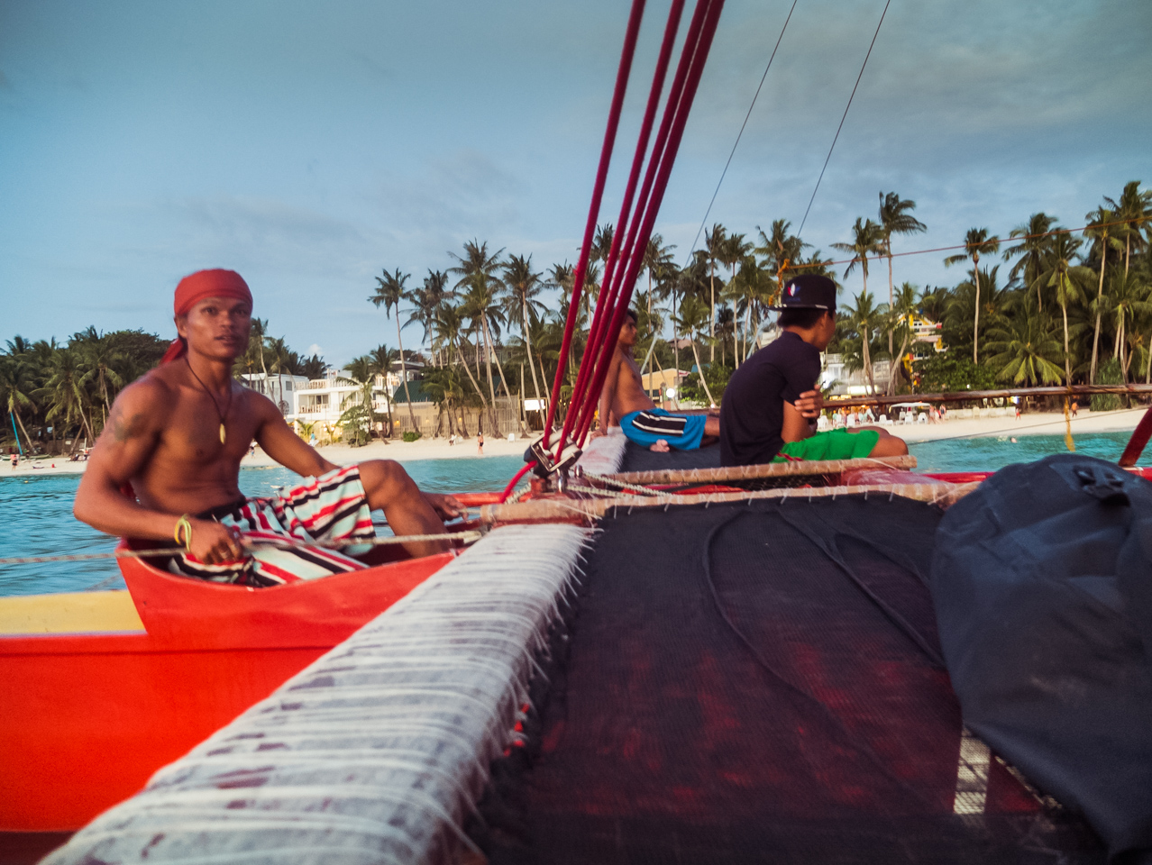 Paraw Sunset Sail - https://thejerny.com