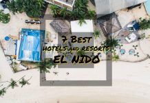 seven best hotels and resort in El Nido - https://thejerny.com