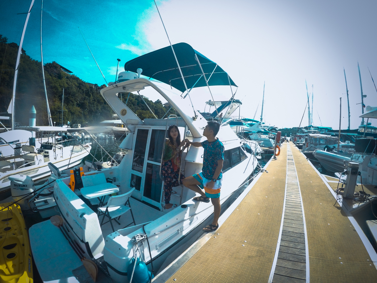 Tom's Cruise: Yacht Staycation - https://thejerny.com