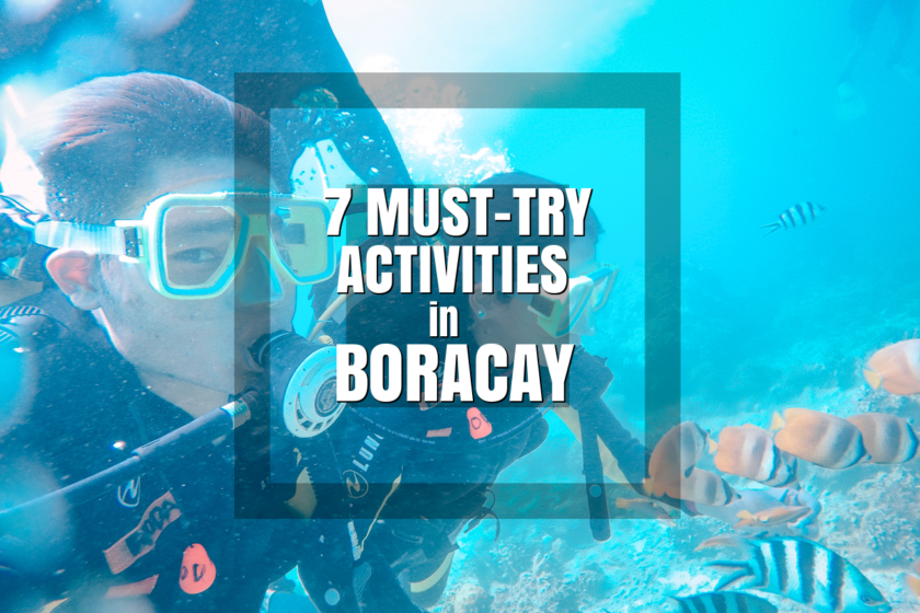 7 must try activities in Boracay - http://thejerny.com