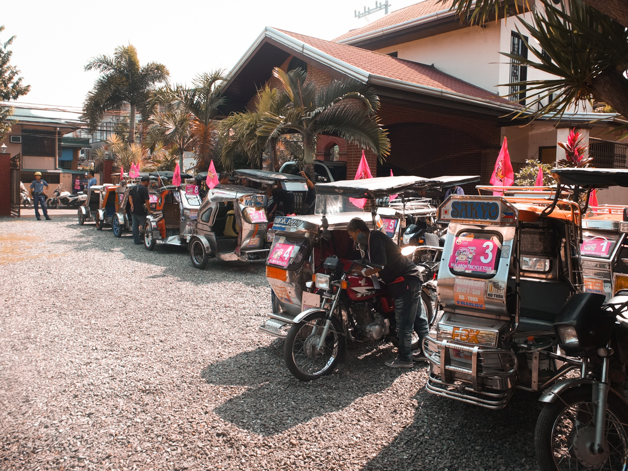Malabon Tricycle Tour - https://thejerny.com