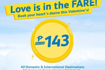 Cebu Pacific Seat Sale!