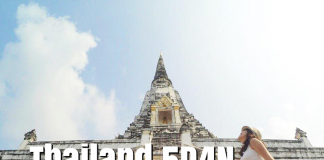 Thailand 5D4N Travel Guide | 3 CITIES FOR ONLY 9K PHP [Bangkok, Ayutthaya, Pattaya] - https://thejerny.com