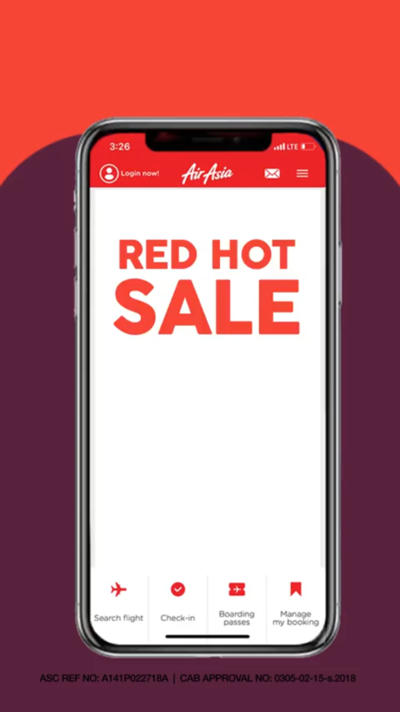 AirAsia red hot sale-173258