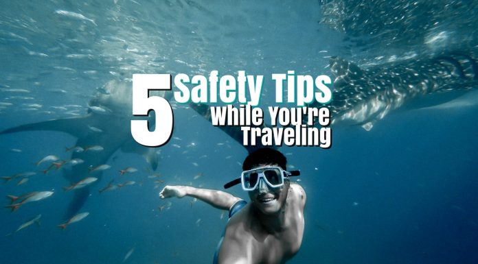 5 Safety Tips While You're Traveling - https://thejerny.com