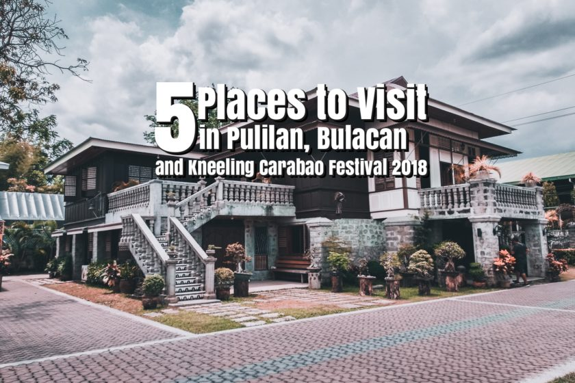Places to Visit in Pulilan + Kneeling Carabao Festival - http://thejerny.com