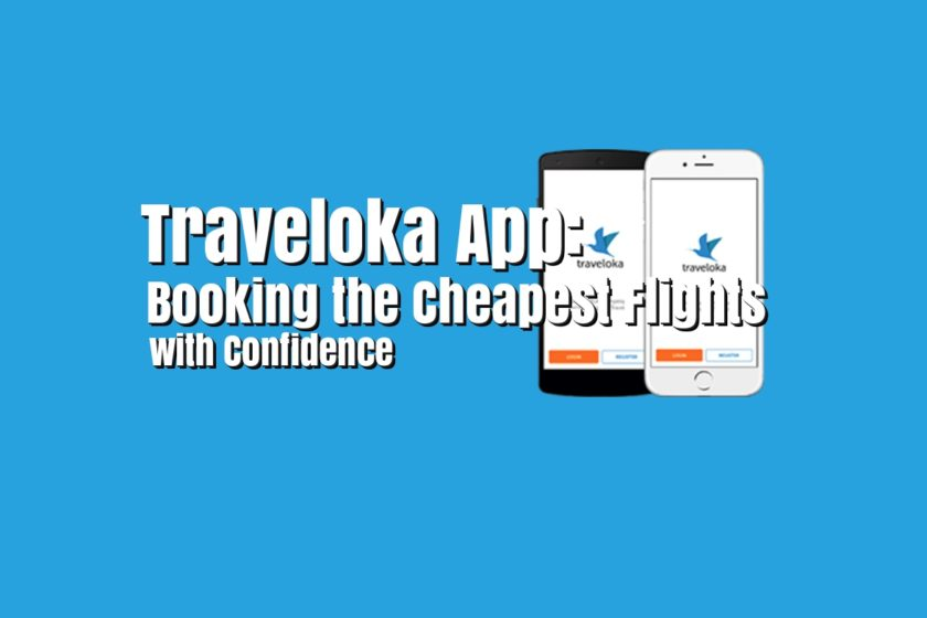 TRAVELOKA APP: Booking the Cheapest Flights Possible with Confidence - http://thejerny.com