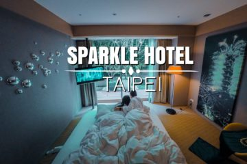 Sparkle Hotel Taipei Review - https://thejerny.com