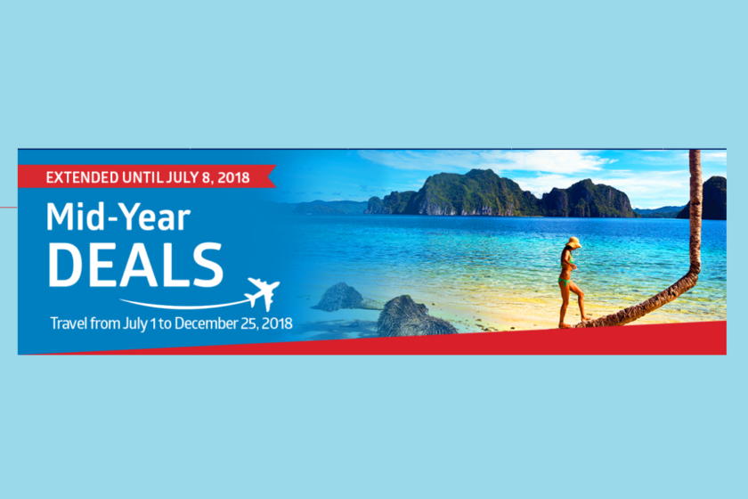#SEATSALE : Philippine Airlines Mid-Year Deals! Fly for as low as 599! - http://thejerny.com
