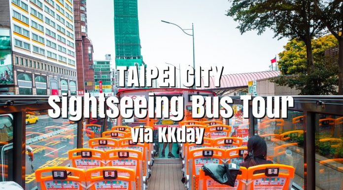 What To Do In Taipei Taipei City Sightseeing Bus Tour Via Kkday