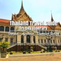 Thailand Travel Guide Tri-City Itinerary | Bangkok - Ayutthaya - Damnoen Saduak | Travel Tips-Expenses-Guide - https://thejerny.com