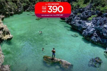 Seatsale Airasia Fly For As Low As 390 Pesos One Way
