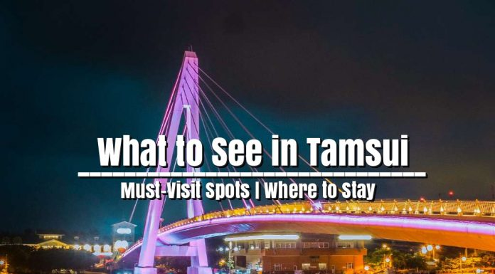 What To See In Tamsui District Taiwan Must Visit Spots Where To Stay