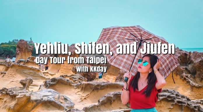 Yehliu Shifen And Jiufen With Kkday Day Tour From Taipei Taiwan
