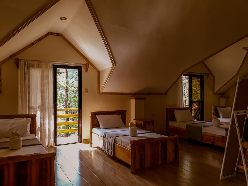 Blue Mountain Cabin Resort Perfect Place To Stay When In Sagada