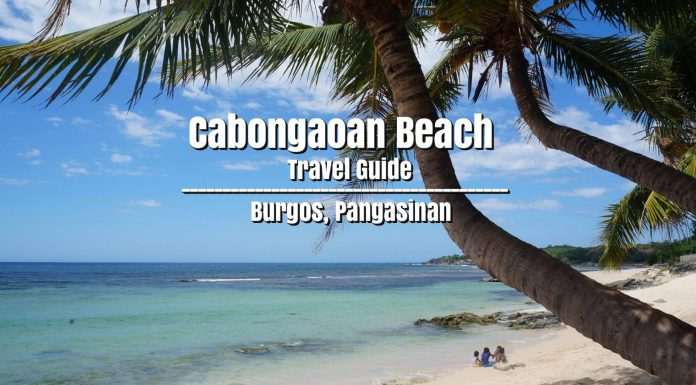 Cabongaoan Beach Travel Guide Burgos Pangasinan