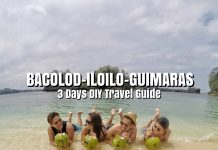Diy Travel Guide Bacolod Iloilo Guimaras B I G 3 Days Itinerary 2018