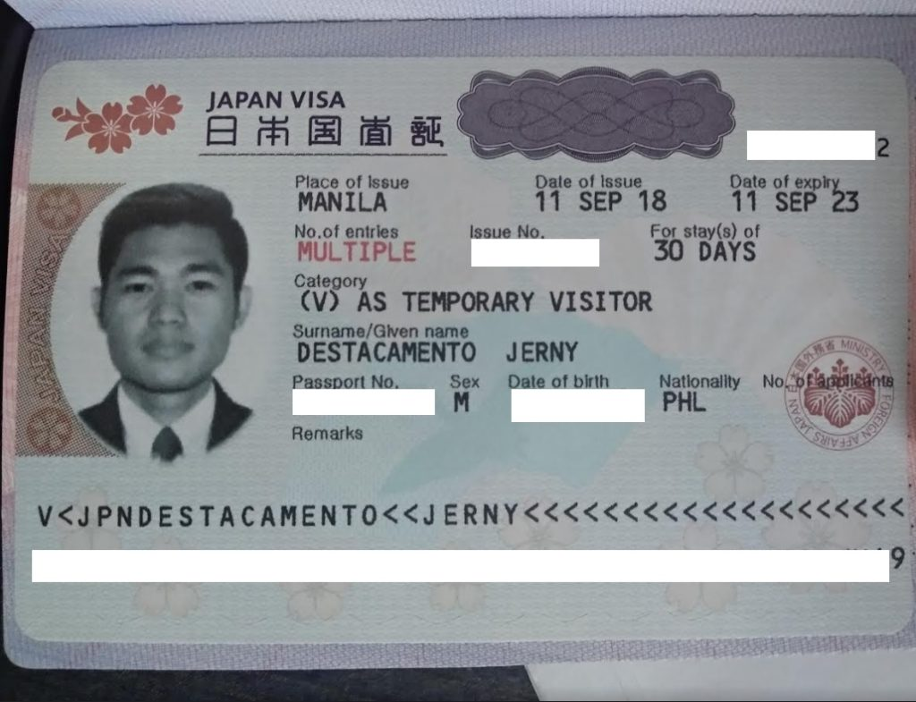 How to Apply for a Japan Tourist Visa Without ITR and Get Approved for a Multiple Entry Visa