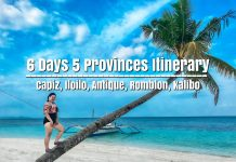 6-days-5-provinces-itinerary-capiz-iloilo-antique-romblon-kalibo