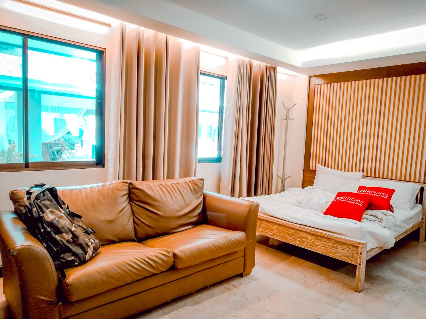 Selah Garden Hotel in Pasay: Staycation via Zen Rooms