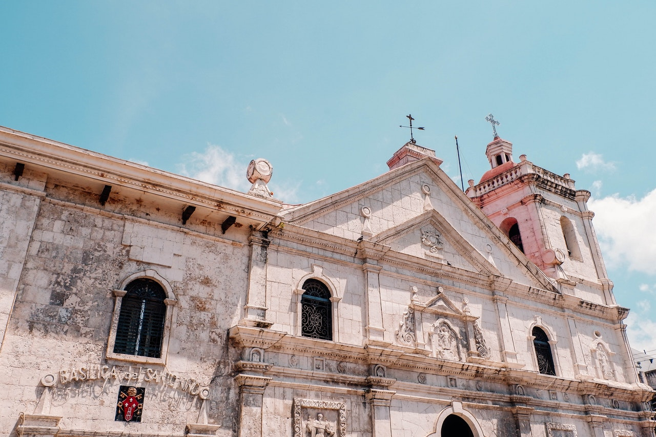 Cebu City architecture - How to visit Cebu, Philippines on a budget