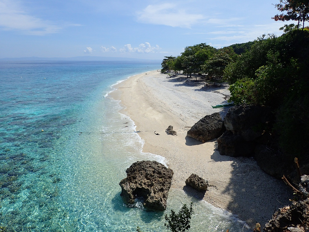 Cebu beaches - How to visit Cebu, Philippines on a budget