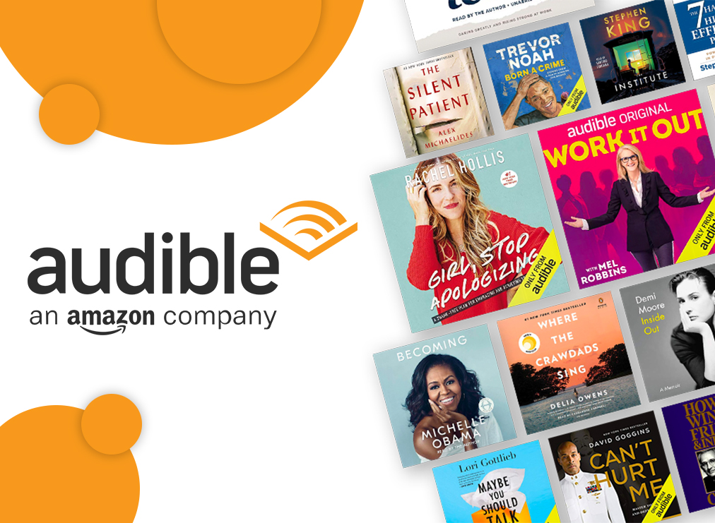 Access Audible Through Amazon Prime