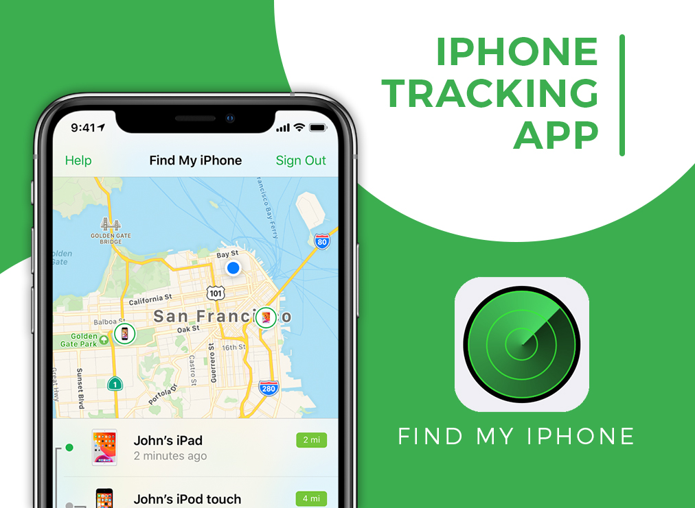 Find Your Lost iPhone with This iPhone Tracking App