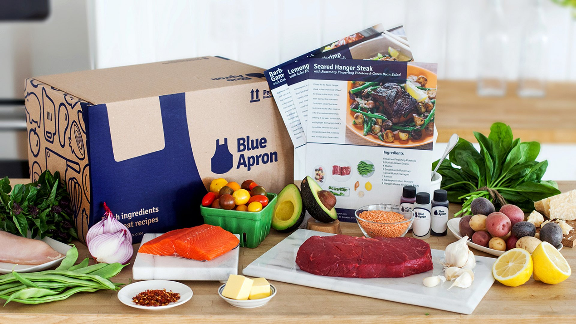 HelloFresh vs. Blue Apron: Where to order your gourmet grilled cheese meals